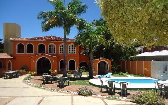 Vale Verde Praia Hotel: Fachada