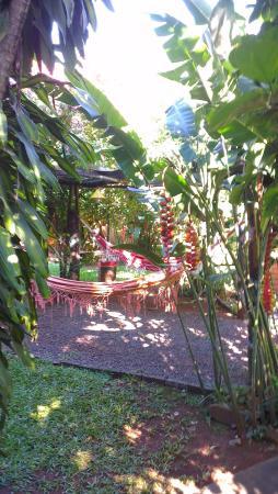 Garden Stone Hostel: Garden