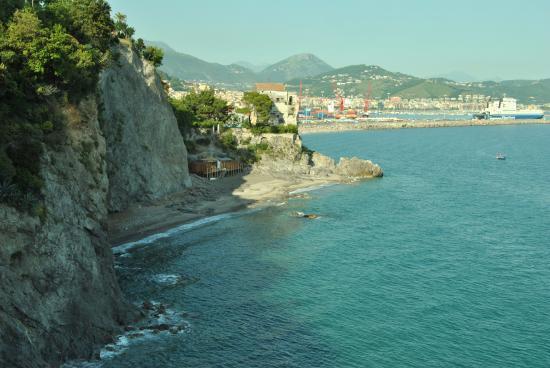 Hotel La Lucertola: vista porto