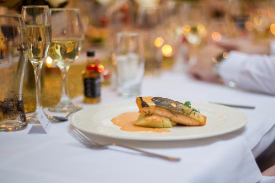 Best Western Dorset Oborne the Grange Hotel: Meain Meals