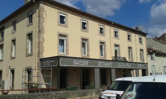 Hotel Restaurant du Pont Neuf