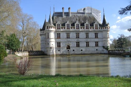 20160312 122415 picture of chateau of azay le rideau azay le rideau tripadvisor. Black Bedroom Furniture Sets. Home Design Ideas