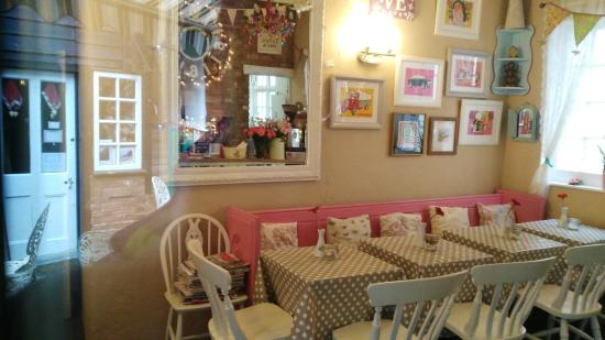 Selley's Coffee Shop & Restaurant: Inside Selleys