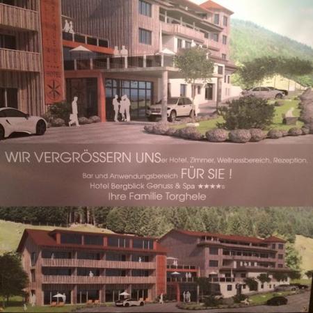 Balderschwang, Alemania: Der Bergblick****S - Genuss & SPA
