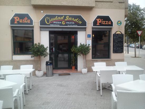 ciudad jardin pizzeria palma de maiorca coment rios de