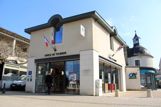 ‪Office de Tourisme Val d'Amboise‬