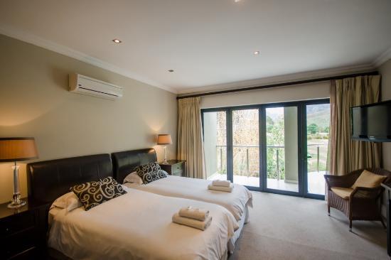 Du Kloof Lodge: Executive room