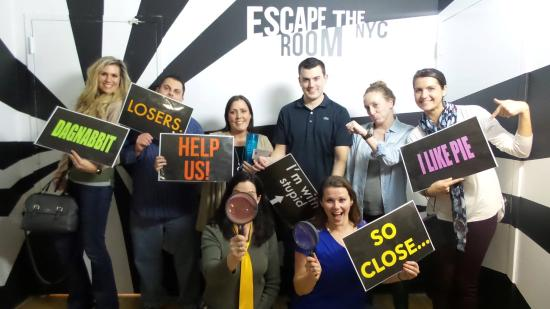 Escape the Room NYC - Picture of Escape the Room NYC, New York City ...