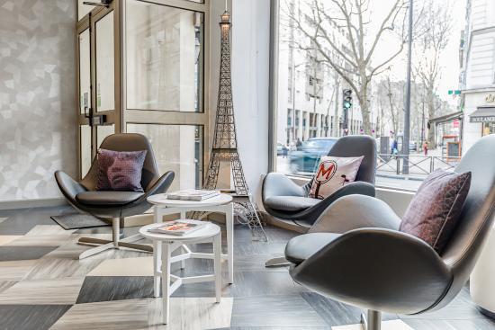 Eiffel Kennedy Hotel, hoteles en París