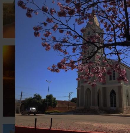 Estrela do Indaiá, MG: Igreja São Sebastião