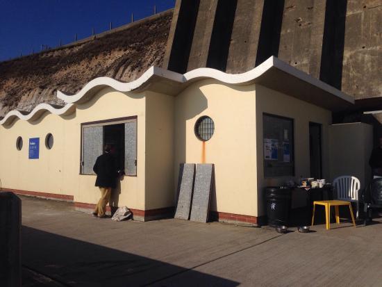 Ovingdean cafe!Best Bacon rolls in Brighton!