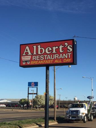 Albert's Manor House Restaurant