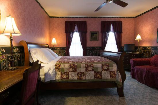 Harrison House Bed & Breakfast: Room #4