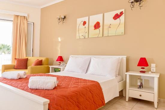 Arkadia Hotel: DOUBLE ROOM