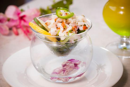Guy Harvey Outpost, a TradeWinds Beach Resort: Ceviche