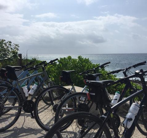 East End, เกาะแกรนด์เคย์แมน: Great people and lots of fun on the Cayman Sunrise and Cayman Inland Escape tours. Lovely views