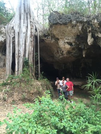 East End, Grand Cayman: Cayman Cave Trek Tour - stunning stops at Barefoot Beach, Sculpture Beach, Crystal Caves and mor