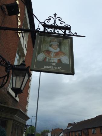 King's Head Inn-bild