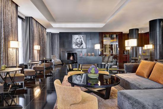 Bulgari Hotel, London: Lounge