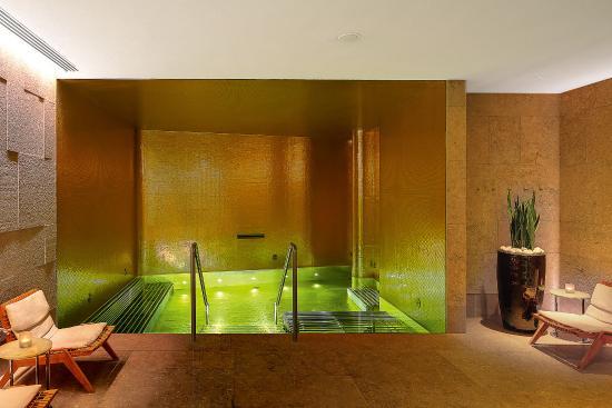 Bulgari Hotel, London: Vitality Pool