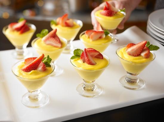 Spirit of New Jersey : Strawberry Vanilla Custard