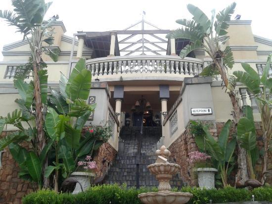 The Royal Palm B&B