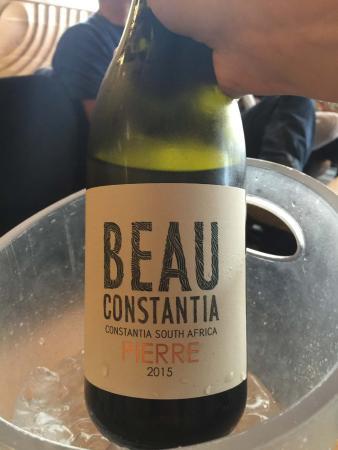 Beau Constantia Pierre 2015. So good