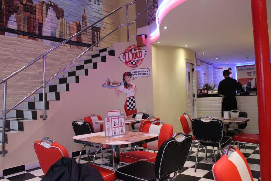 WOW American Retro Diner