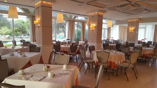 BEST WESTERN Hotel Fenix: Αίθουσα πρωινού