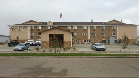 Quality Inn 55 6 7 Prices Motel Reviews Williston Nd Tripadvisor