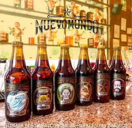 Cerveceria Nuevo Mundo