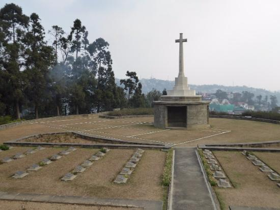 The Tennis Court Picture Of Kohima War Cemetery Kohima Tripadvisor