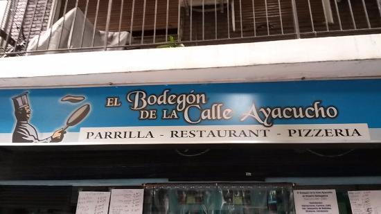 El Bodegon de Ayacucho
