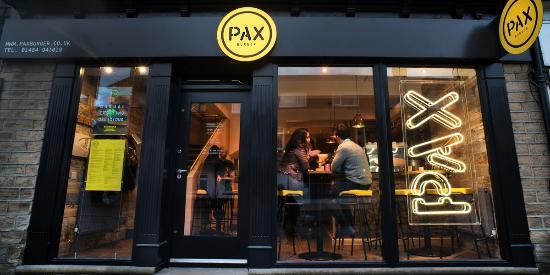 PAX Burger