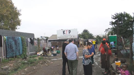 Johannesborg, Sydafrika: Kliptown