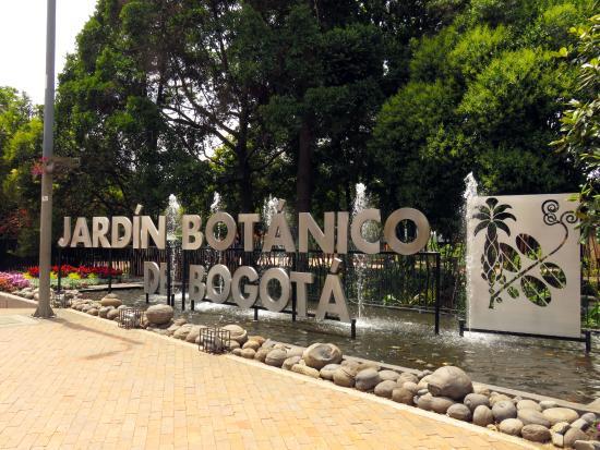 entrada picture of jardin botanico de bogota jose On valor entrada jardin botanico