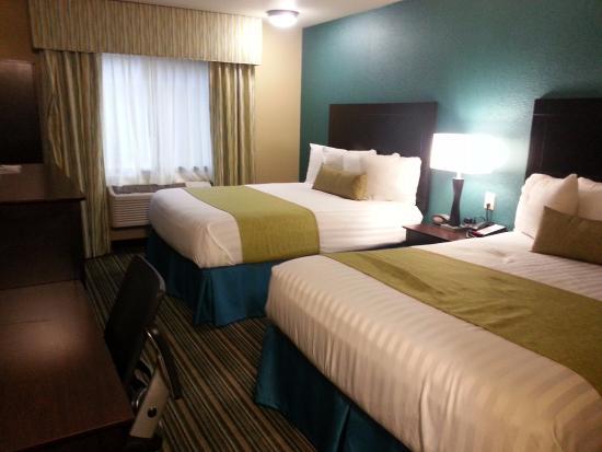 Long Beach, WA: Beautiful Rooms!