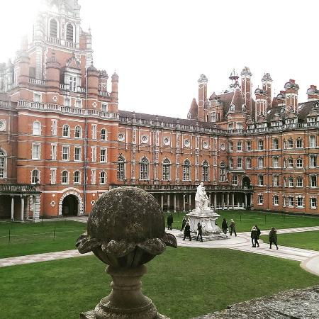 Royal Holloway Founder S Building