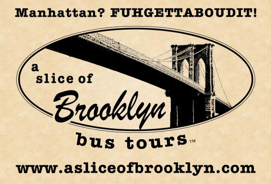 ‪A Slice of Brooklyn Bus Tours‬