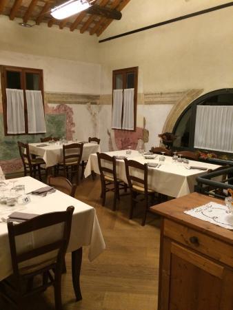 Sale da pranzo - Picture of Villa Bellati, Pederobba - TripAdvisor