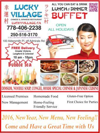 Lucky Village Chinese Japanese Buffet Restaurant