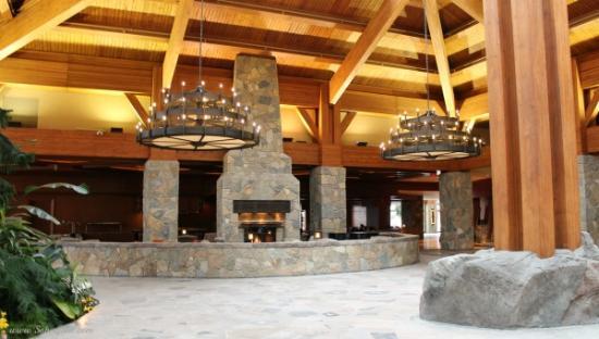 Rama, Canada: Hotel Lobby