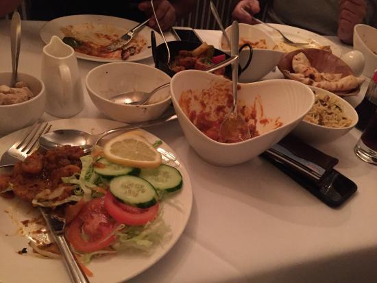 Voujon Indian Cuisine: Wonderful restaurant, one of the best Indian restaurants I have been to. Food was even better th