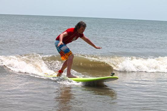 Panama Surf School Day Classes: Surf Lessons at Panama Surf School!