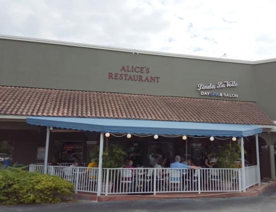 Alices restaurant stuart fl