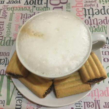 Hotel CineHoliday: Cineholiday Cappuccino !!!
