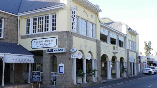 Photo of Queens Hotel Oudtshoorn