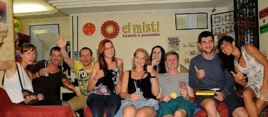 El Misti House: Lounge
