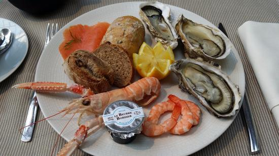 Restaurant Fruit De Mer Paris