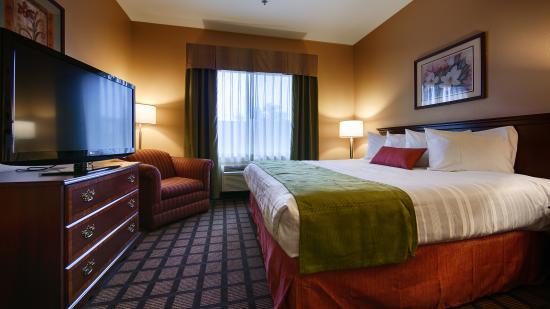 Best Western Inn & Suites Of Merrillville: King Guest Room
